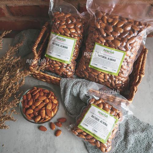 Foto Produk Almond (500 Gr) dari Nourish Indonesia