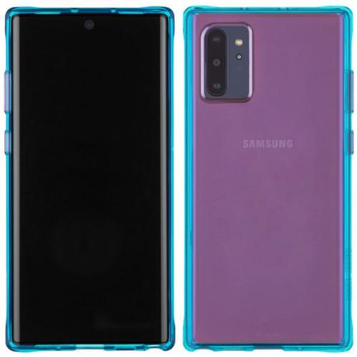 Foto Produk Original Casemate Samsung Galaxy Note 10 Plus Neon Tough Clear Silikon - Ungu dari Laku8pedia