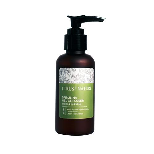 Foto Produk I Trust Nature Spirulina Gel Cleanser - Gentle & Hydrating dari I Trust Nature Official