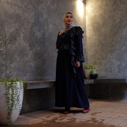 Foto Produk Paper Dress Navy By Rurik dari Official_Rurik