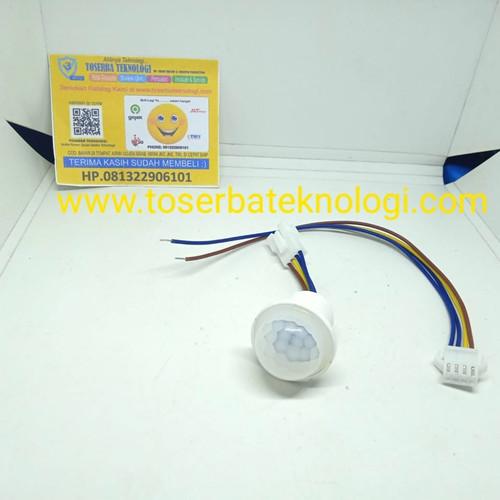 Foto Produk Pir Sensor Detector Gerak Infrared saklar gerak dari Toserba Teknologi Official