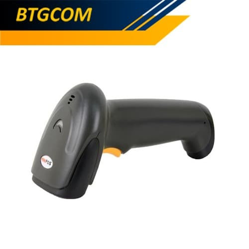 Foto Produk Mini Pos MP-6500 Single Line USB MiniPos MP6500 Barcode Scanner Scaner dari BTGCOM