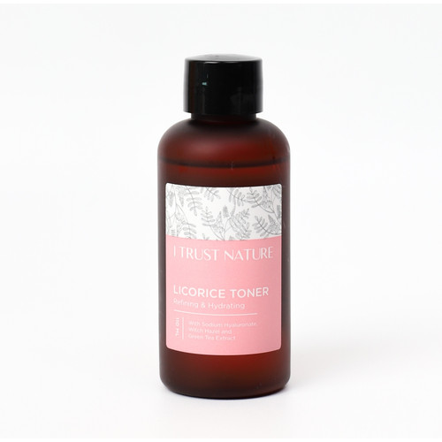 Foto Produk I Trust Nature Licorice Toner - Refining & Hydrating dari I Trust Nature Official