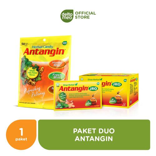 Foto Produk Paket Duo Antangin - Mengatasi Masuk Angin dari Deltomed Store