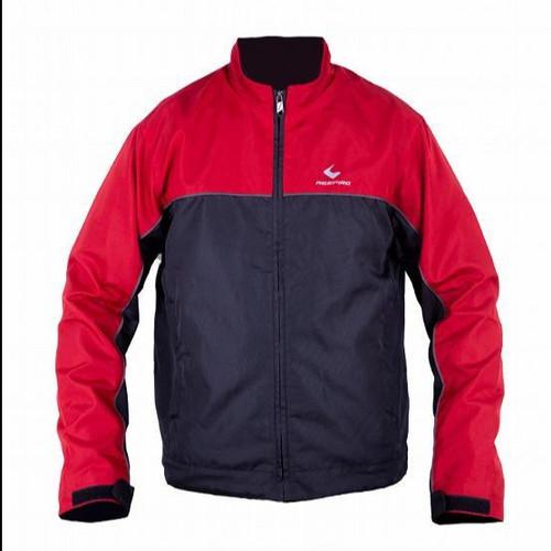 Foto Produk Jaket Respiro Thermoline R1 Black | Jaket Motor Harian Pria Windproof - Merah, M dari Respiro Official Store
