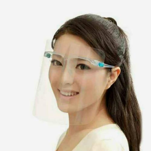 Foto Produk faceshield kacamata import shield dari Glamouss Shop