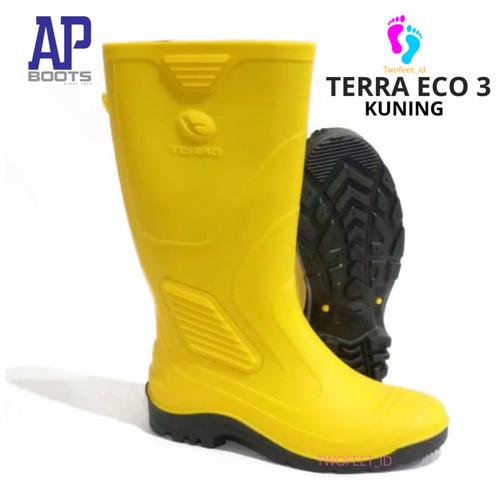 Foto Produk Sepatu AP Boots Terra Eco 3 warna Kuning size 39-43 - 43 dari TwoFeet_id
