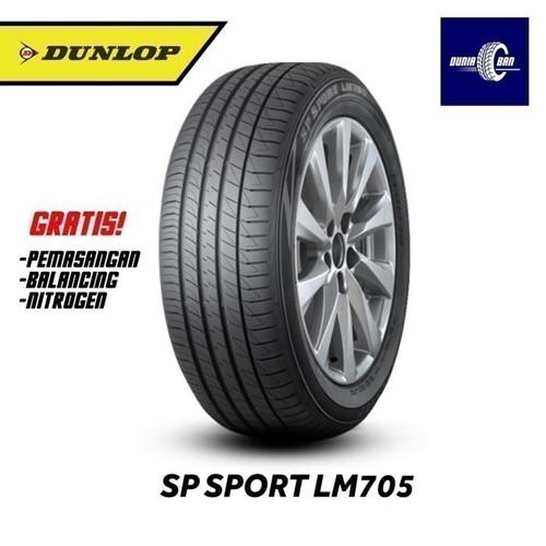 Foto Produk Ban Mobil Dunlop LM705 215/55 R17 dari Dunia Ban Indonesia
