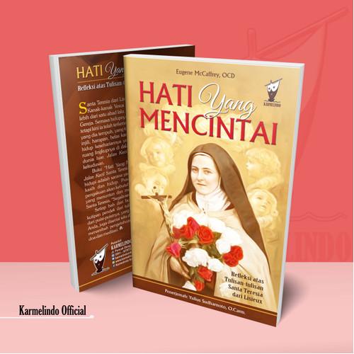 Foto Produk HATI YANG MENCINTAI dari Karmelindo Official
