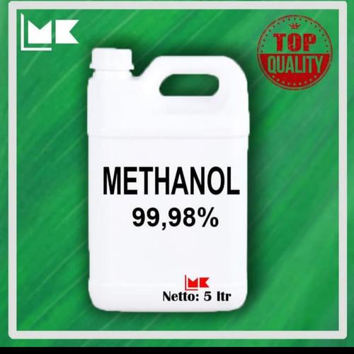 Foto Produk Methanol 5 liter 99% untuk campuran parfum laundry dari Nairaqu