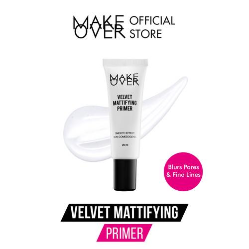 Foto Produk Make Over Velvet Mattifying Primer 20ml dari Make Over Official Shop