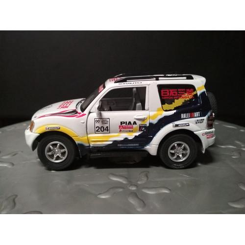 Foto Produk Diecast Rally Saico Pajero Exceed skala 34 dari YDIECKINS