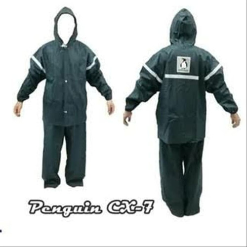 Foto Produk Jas Hujan Jaket Celana Pinguin CX-7 XXL dari Kumikum