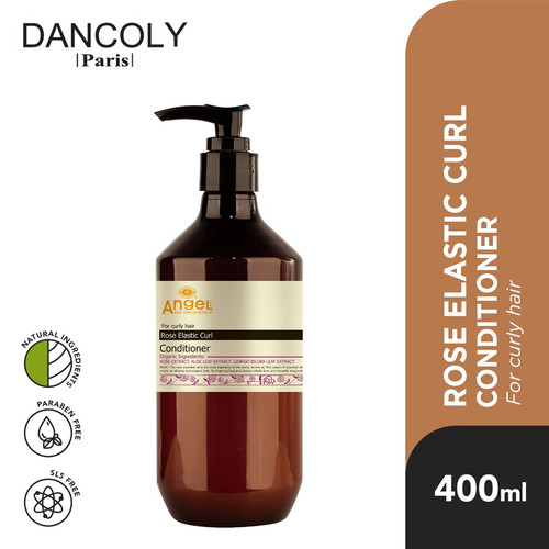 Foto Produk Dancoly Organic Rose Elastic Conditioner 400 ml ( For Curly Hair ) dari DANCOLY