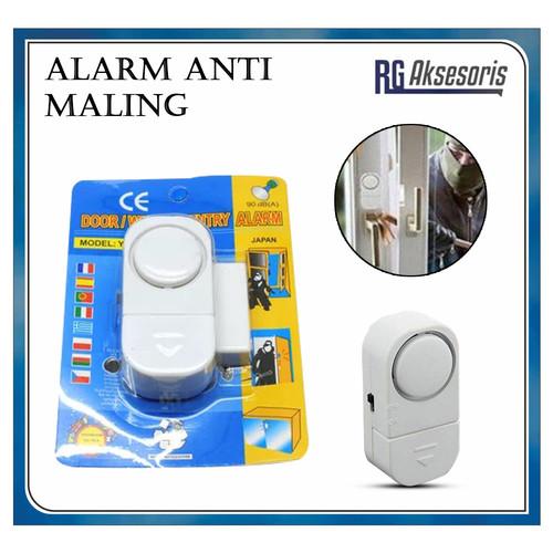 Foto Produk alarm anti maling pencuri jendela kaca pintu rumah toko keamanan dari RG AKSESORIS HP