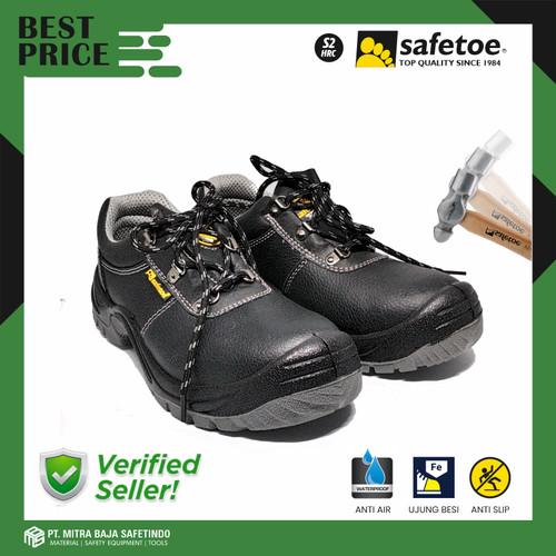 Foto Produk Sepatu Safety SAFETOE Sepatu Ujung Besi Anti-Statis Type JODE - 42 dari MITRABAJA SAFETINDO