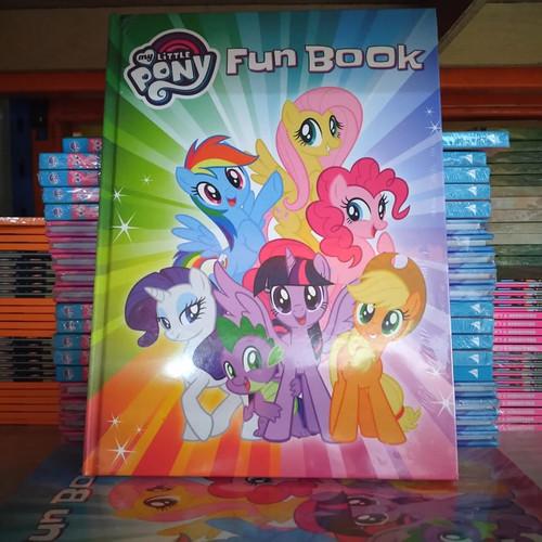 Foto Produk Activity book my little pony for kids : MLP Fun Book dari Booktubers id