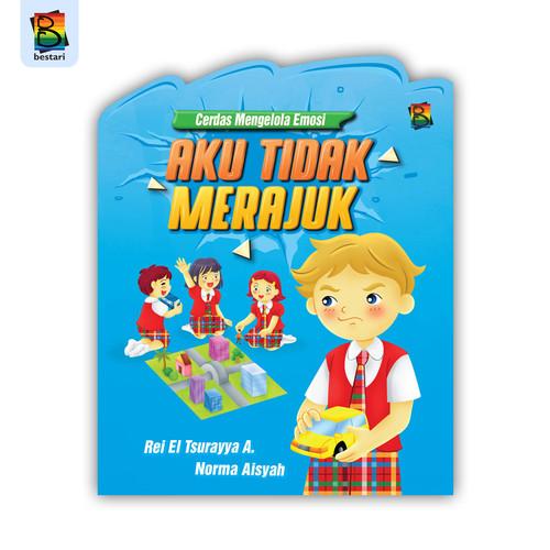 Foto Produk buku seri cerdas mengelola emosi - bestari kids - Merajuk dari Bestari Book Store