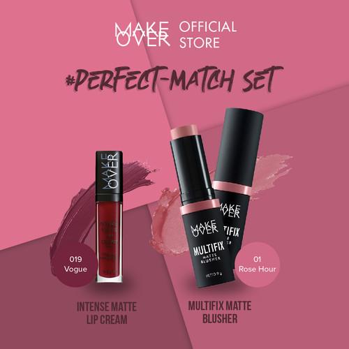Foto Produk Make Over Perfect - Match Set - Set 1 dari Make Over Official Shop