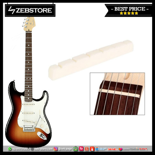Foto Produk Nut Electric Bone Stratocaster 42mm dari Zeb Hobbies Store