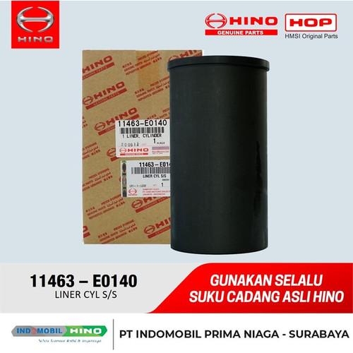 Foto Produk LINER CYL S/S 11463-E0140 dari INDOMOBIL_HINO_JATIM