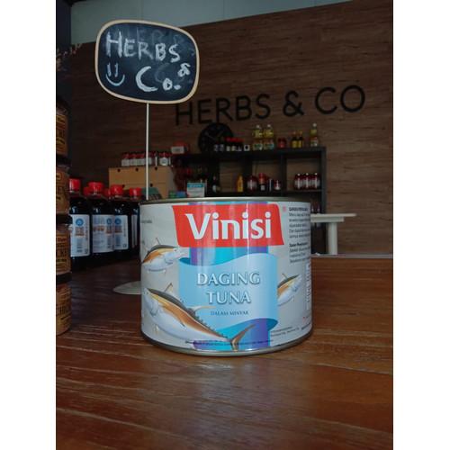 Foto Produk Vinisi Chunk Light Tuna / Tuna Kaleng / Tuna dalam minyak 1,8Kg dari Herbs & Co - Gourmet Grocer