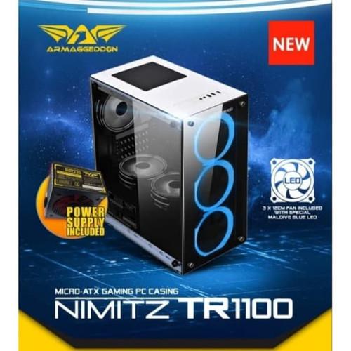 Foto Produk NEW PC GAMING CORE i3 10100F Terbaru & Termurah - GT1030/RX550 2G, 8 gb dari PROTOZZ