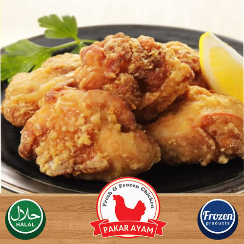 Foto Produk KARAGE CHICKEN FRIED / AYAM KARAGE KEMASAN 350 GRAM dari Pakar Ayam