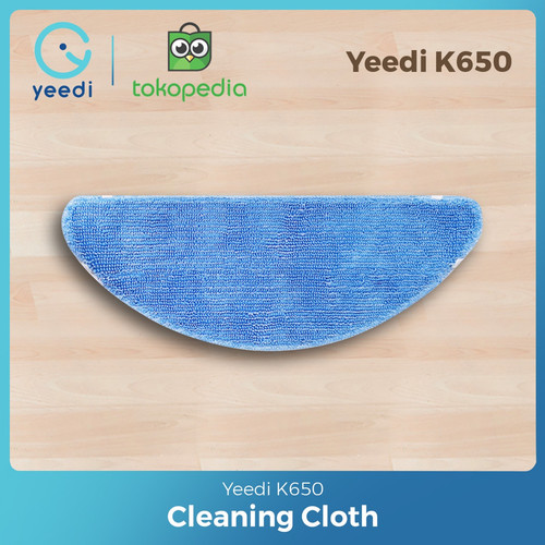 Foto Produk Yeedi Accessories K650 Cleaning Cloth dari Yeedi Indonesia