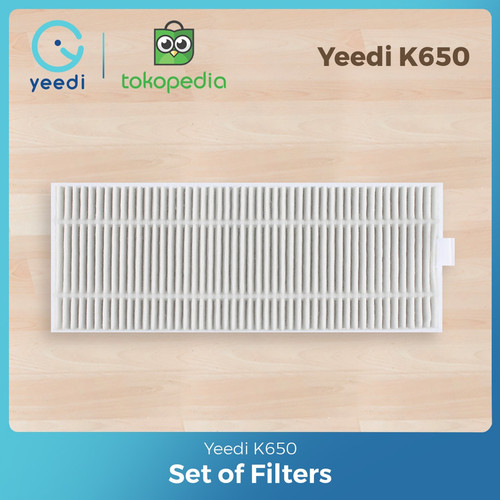 Foto Produk Yeedi Accessories K650 Set of Filters dari Yeedi Indonesia