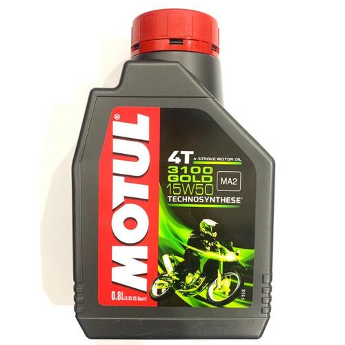 Foto Produk OLI MOTUL 3100 SAE 15W50 800 ML ORIGINAL MOTUL dari Lestari Motor 2