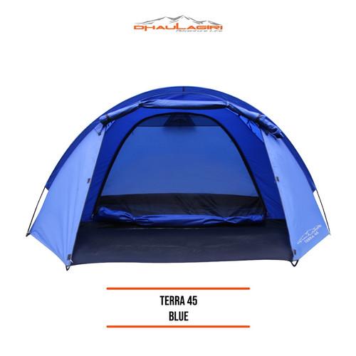 Foto Produk Dhaulagiri Tent Terra 45 - Biru dari Dhaulagiri official