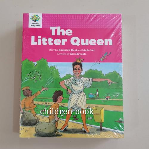 Foto Produk oxford story tree level 5 ,16 books dari children book