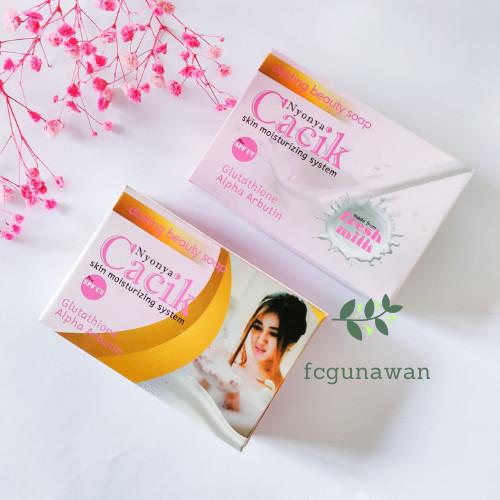 Jual Sabun Dosting Nyonya Cacik With Spf Uv Sabun Pemutih Badan Pink Kab Bekasi Aquilasurabaya Tokopedia