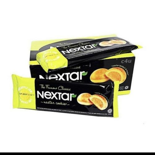 Foto Produk 1 box nextar nanas atau coklat / vervet / gatito si 10 - nanas dari murah banget.co.id