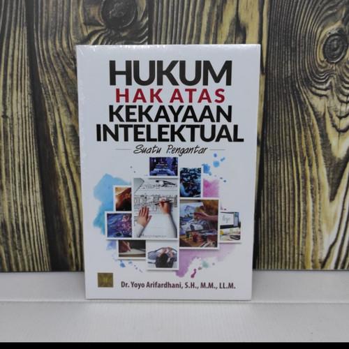 Foto Produk BUKU HUKUM HAK ATAS KEKAYAAN INTELEKTUAL ORIGINAL PRENADA dari Tb. Cerdas_Gemilang14