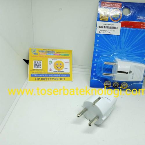 Foto Produk Kenmaster Steker XX-507A SNI dari Toserba Teknologi Official