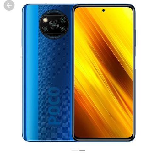Foto Produk POCO X3 NFC 8/128 GB - Blue dari Arz4Q Cell