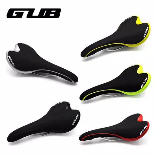 Foto Produk sadel gub 3038 saddle sepeda untuk MTB roadbike sepeda lipat jok bike - Abu-abu dari ravindra gear