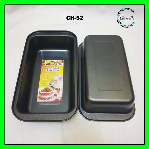 Foto Produk Loyang Kue Bolu Roti Brownies Anti Lengket Import CH-52 dari Toko Classelle