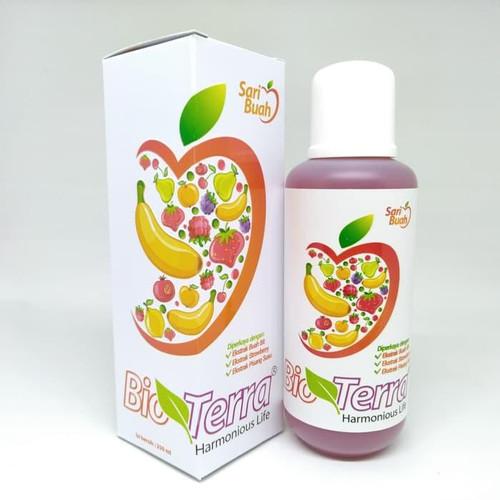 Foto Produk Bioterra Sari Buah - Formula Herbal Probiotik dari Gudang Herbal Koe