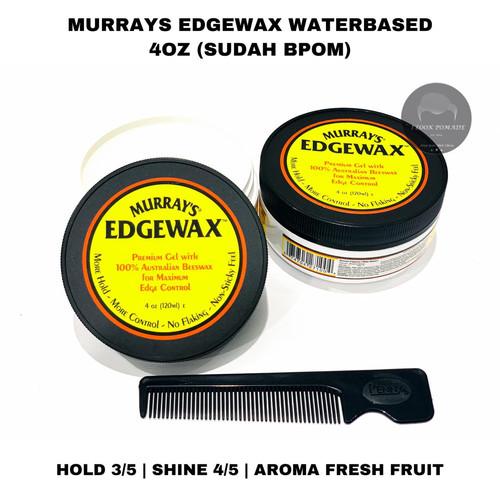 Foto Produk POMADE MURRAYS EDGEWAX 4oz free sisir dari Ilookpomade