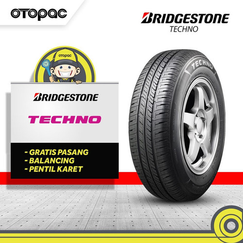 Foto Produk Ban Mobil Bridgestone New Techno 185/65 R15 dari OTOPAC Indonesia