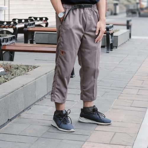 Foto Produk sirwal cinos dewasa/celana ikhwan murah/driil - M dari naufalmoeslim