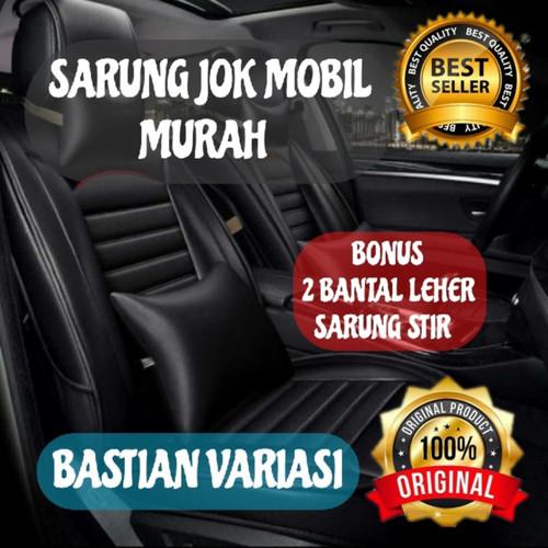 Foto Produk Sarung Jok Mobil Seat 3 Baris (Kecil) - Sporty Deluxe dari Bastian variasi.