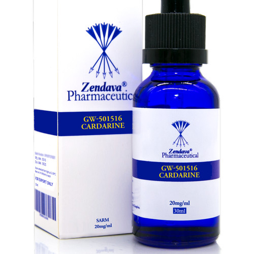 Foto Produk ZENDAVA PHARMA CARDARINE 30ML 30 ML ORIGINAL SARMS FATBURN dari everydayimfitness
