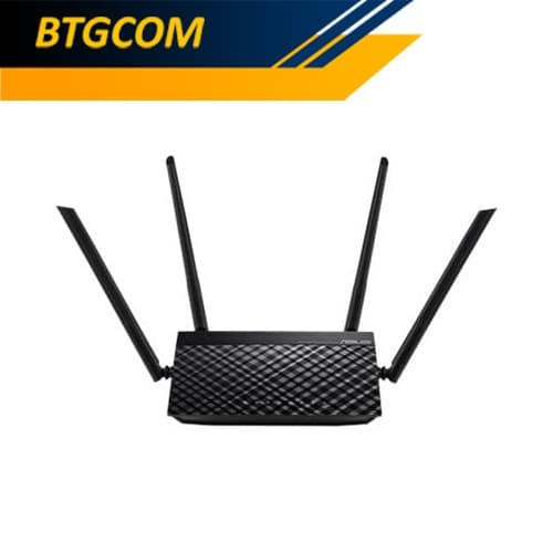 Foto Produk Asus RT-AC1200 V2 Dual Band WiFi Router RTAC1200 dari BTGCOM