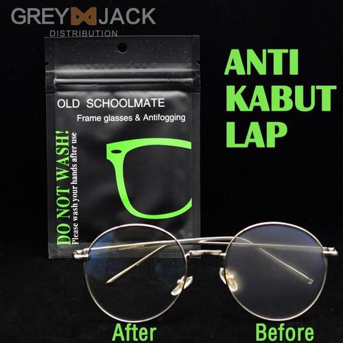 Foto Produk Grey Jack lap kacamata magic anti embun DRY ANTI FOG CLOTH dari Grey Jack