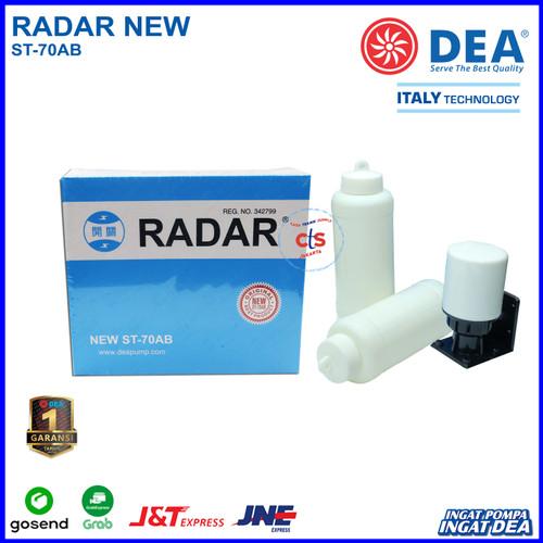 Foto Produk Radar ST-70 AB NEW Pelampung Air Otomatis (Perlengkapan Toren) dari Casa Teknik Supply