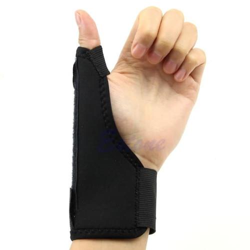 Foto Produk Penyangga Jempol Tangan / Thumb Splint Wrist / Thumb Support dari ChanMoochie